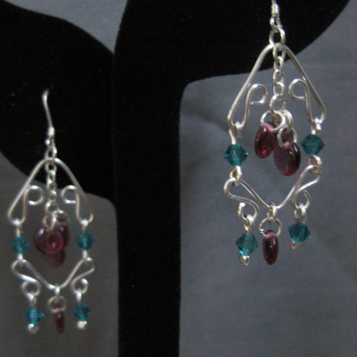 Romantic Chandelier Earrings